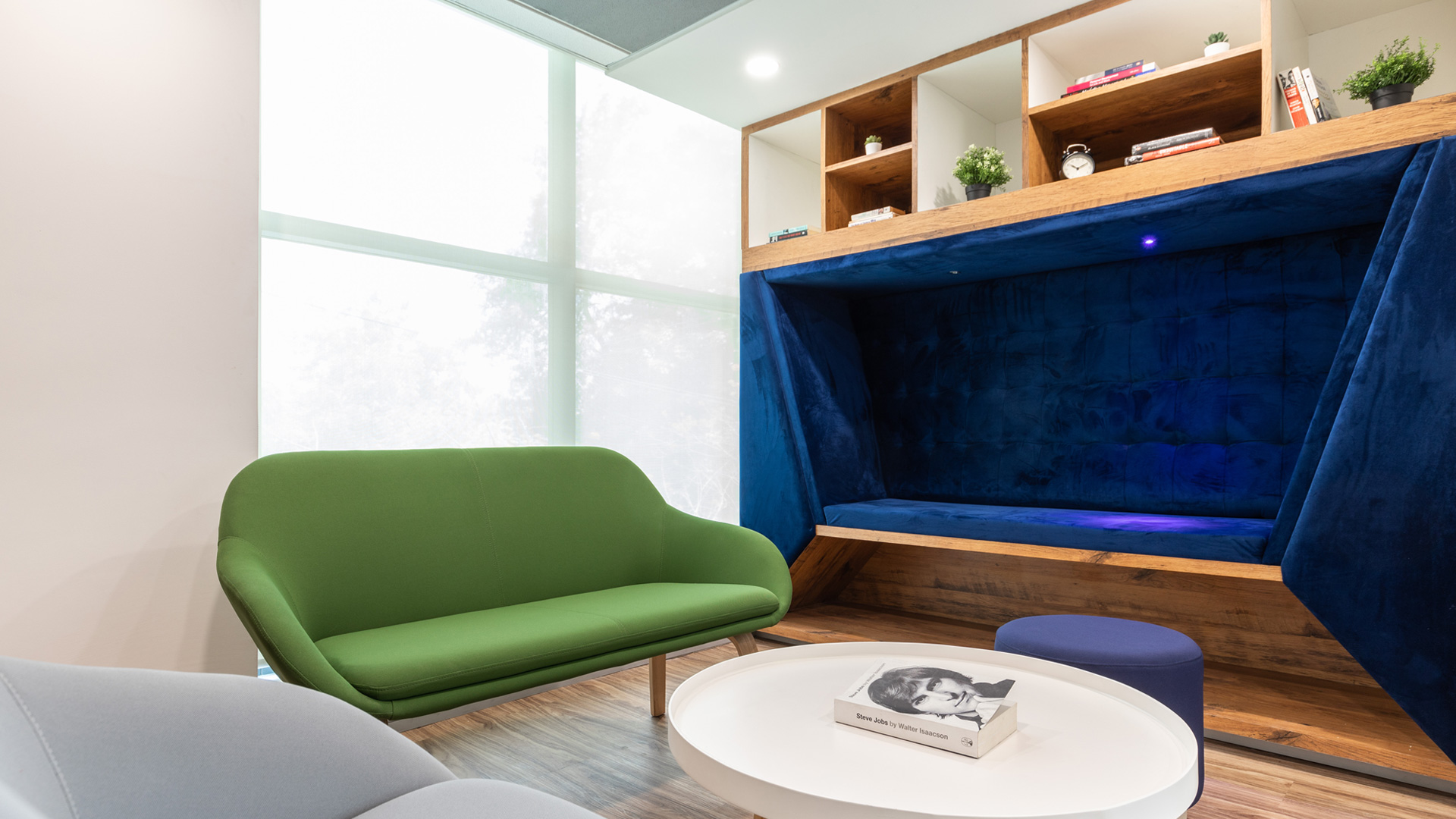 Qhub - Coworking Office Space   Business Center   Plug and